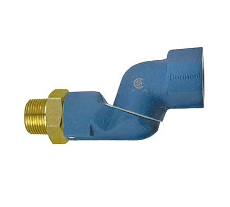 Dormont Swivel Max Gas Connection Fitting