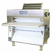 DoughPro Pizza Pro Two-Pass Dough Roller Sheeter