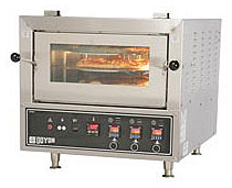 Jet Air Rotating Pizza Oven FPR3