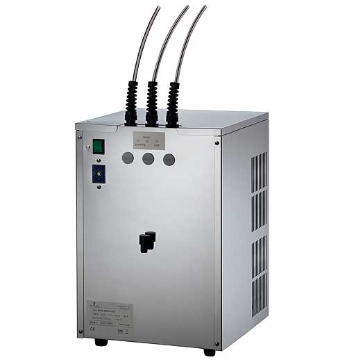 Elkay Blupura Undercounter Carbonation Chiller Filtered Water System - DSFBF180K
