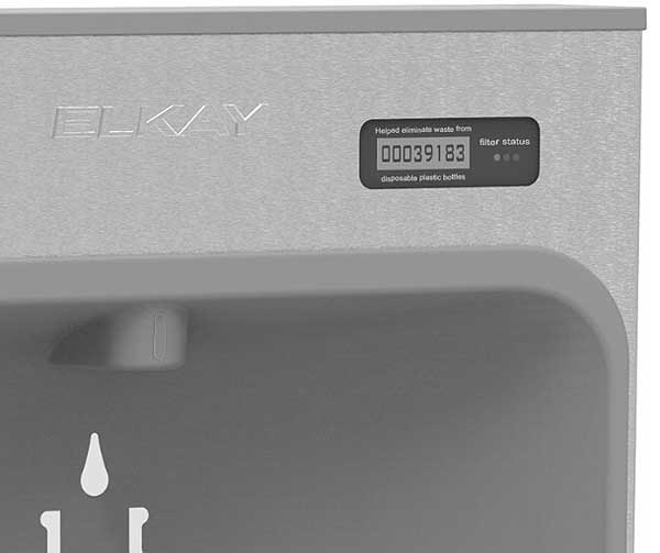 Elkay Ezh2o Non Electric Filtered Water Bottle Filling Station