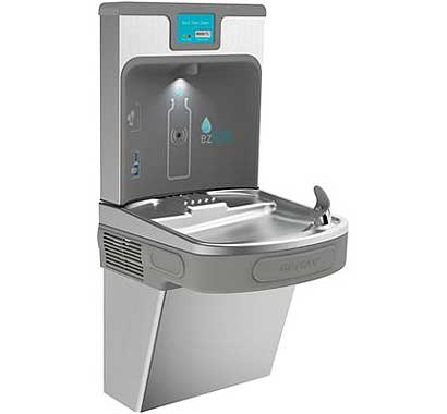 Elkay EZH2O Water Bottle Station and Fountain LZS8WSSP