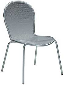 Emu Ronda Indoor/Outdoor Stacking Chairs 111, Set of 4