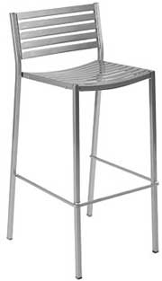 EMU Segno Indoor/Outdoor Barstool