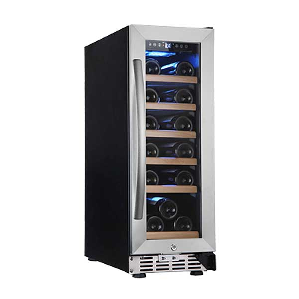 Eurodib Wine Cabinet Reach In One Section Usf18s