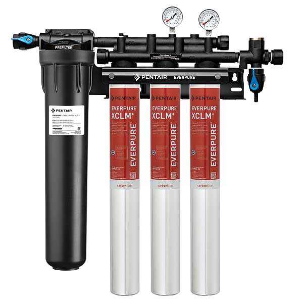 Everpure Coldrink 3-XCLM+ Fountain Filtration System - EV976123