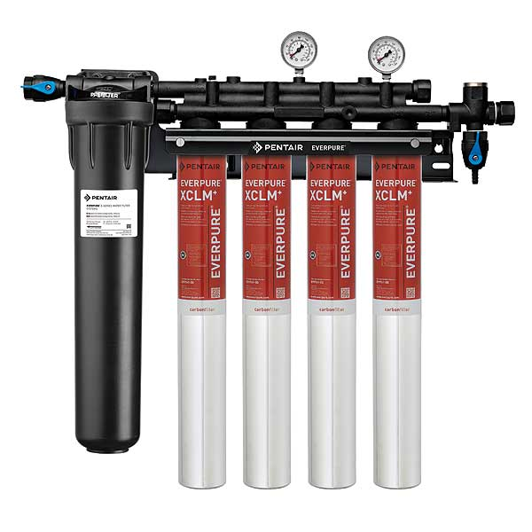 Everpure Coldrink 4-XCLM+ Fountain Filtration System - EV976124