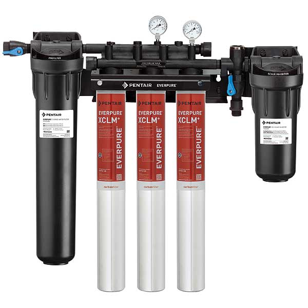 Everpure High Flow CSR Triple-XCLM Fountain Filtration System - EV976133
