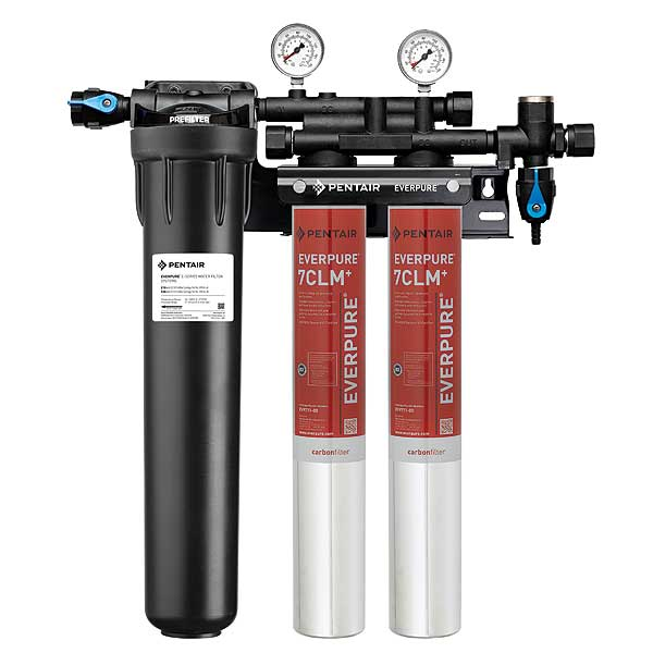 Everpure Coldrink 2-7CLM+ Fountain Filtration System - EV977122