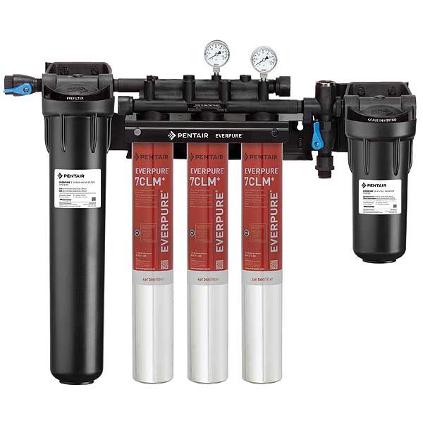 Everpure High Flow CSR Triple-7CLM+ Fountain Filtration System - EV977133