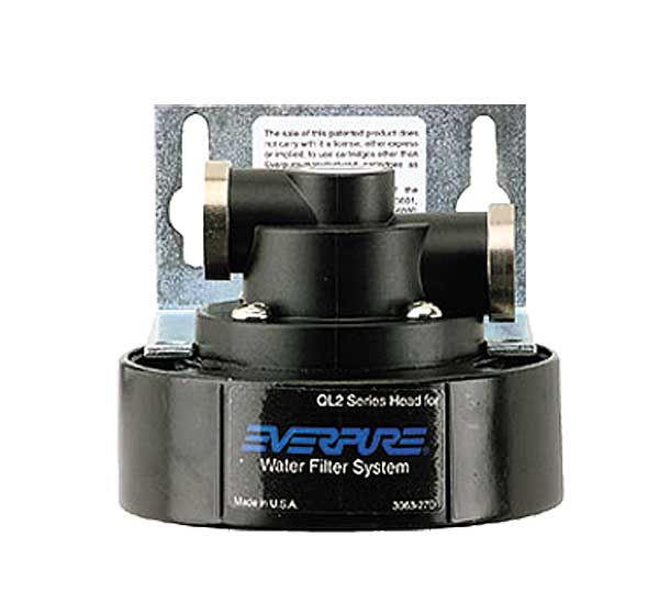 Everpure Everpure QL2 Single Filter Head - EV927218