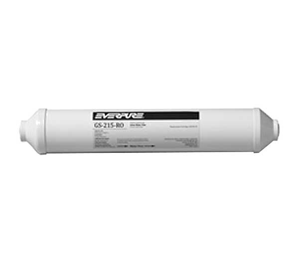 Everpure GS-2150RO-H Reverse Osmosis Replacement In-Line Filter; used in the MRS-600HE RO System - EV962715