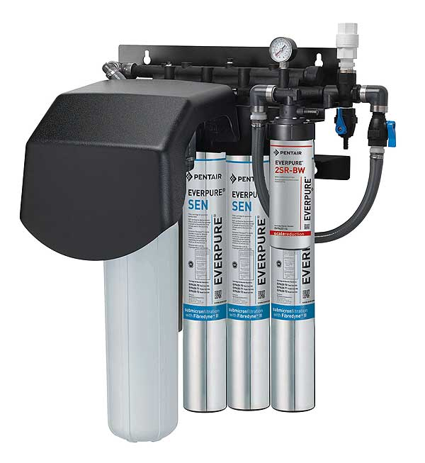 Everpure Endurance High Flow Quad Filter System - EV943732