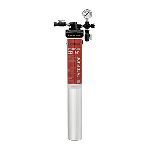 Everpure QC7I Single-XCLM Fountain Filtration System - EV976111