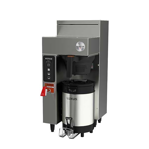 Fetco Extractor V+ Series Coffee Brewer Single 1.0 Gallon Output - CBS-1131-V+