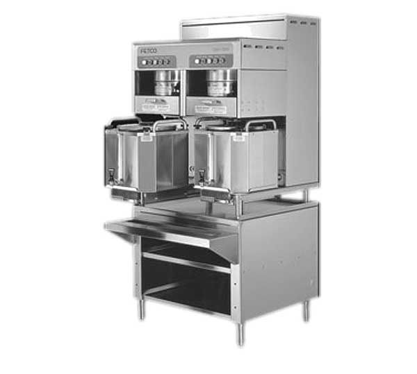 Fetco 7000 Series Coffee Brewer Twin 6.0 Gallon Capacity - CBS-72A
