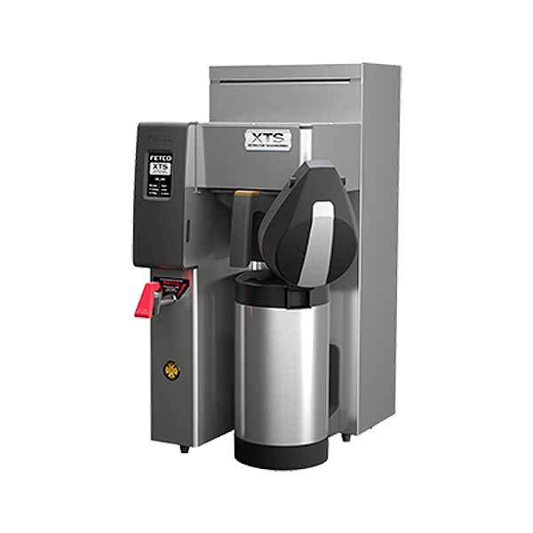 Fetco XTS Series Coffee Brewer Single 1.0 Gallon/3.0 Liter Capacity - CBS-2131XTS