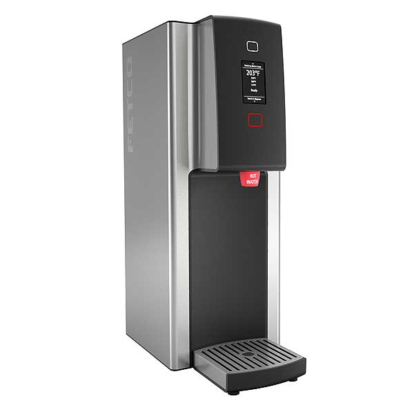 Fetco Hot Water Dispenser 5 Gallon (4) Programmable Temperatures Range From 158°F To 203°F - HWD-2105TOD
