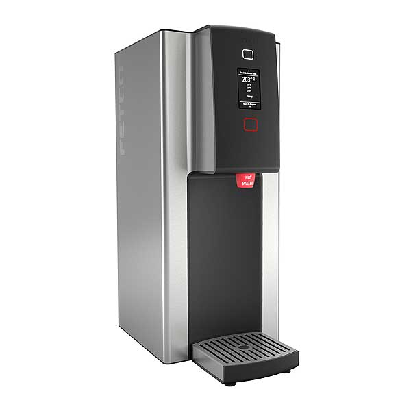 Fetco Hot Water Dispenser 10 Gallon (4) Programmable Temperatures Range From 158°F To 203°F - HWD-2110TOD