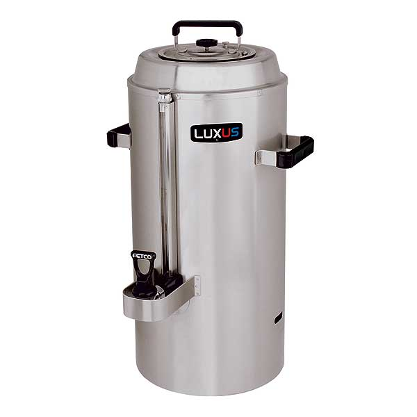 Fetco TPD-30 LUXUS Thermal Dispenser 3.0 Gallon Stainless Steel Construction - D012