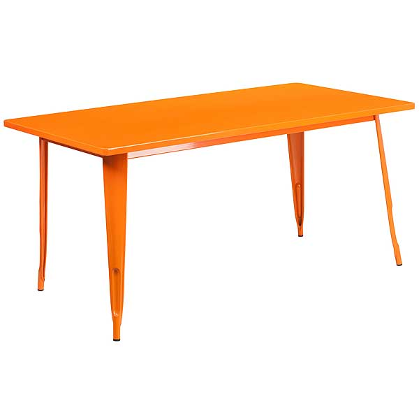 Flash Furniture Et Ct005 Indoor Outdoor Commercial Dining Tables