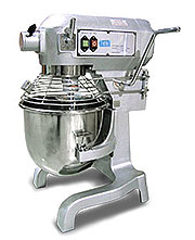 Food Machinery of America 20 Quart Mixer FMA-FP200A