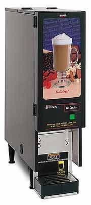 Bunn 1 Hopper Fresh Mix Dispenser