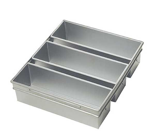 Focus Strapped Bread Pans Sets - Three-Pans - 904635
