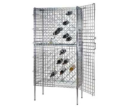 Focus Wine Security Racks