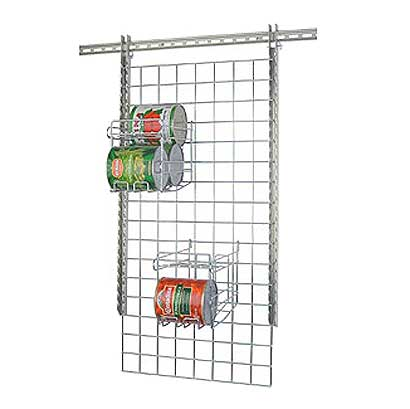 Focus Foodservice - EZ-Wall Can Holder for #10 cans - FWMCRCH