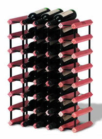 Bordex 40 Bottle Wine Rack