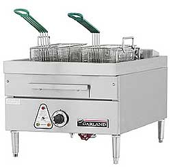 Garland Heavy Duty Counter Fryer
