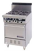 "Garland 24"" Starfire Sentry Series Commercial Oven Range"