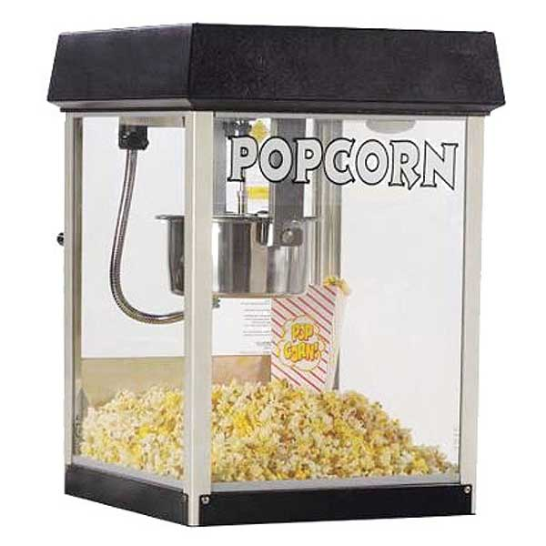 Global Popcorn Popper 4 Ounce - GS1504