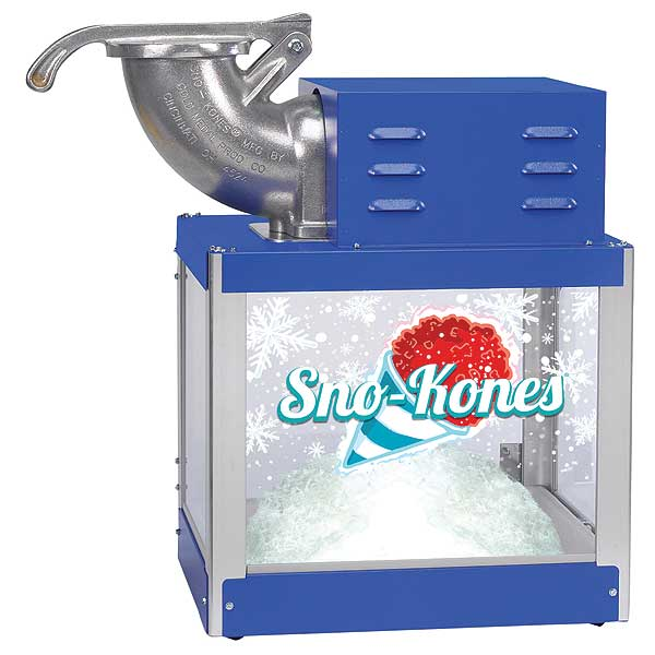Global Shaved Ice Machine - 8 Ounce - GS1550