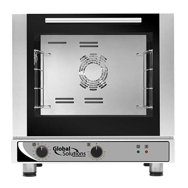 Global Convection Oven 120V 1/2 Size Manual Controls - GS1110-17