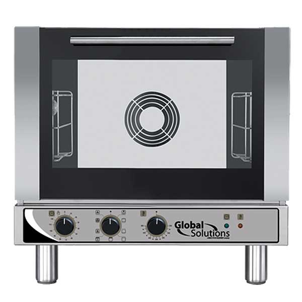 Global Solutions Convection Oven - 1/2 Size with Broiler - GS1115