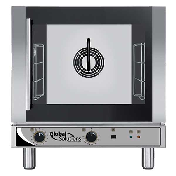 Global Electric Convection Oven with Steam - GS1120