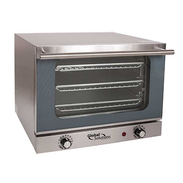 Global Electric Convection Oven 1/4 Size - GS1200