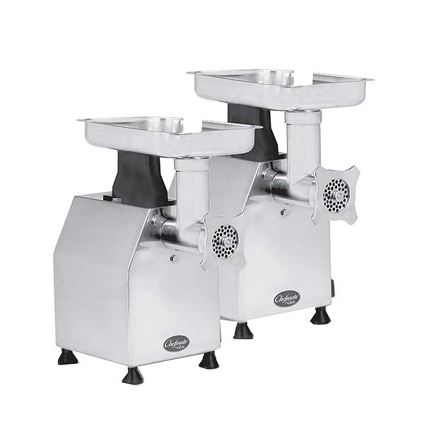 Globe Chefmate Meat Chopper #12 Head Size 250 Lbs. Meat/hour - CM12