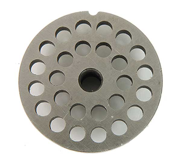 """Globe Chopper Plate 5/16"""" (8mm) For CC22 Meat Chopper (not Compatible With CM22) - CP08-22"""