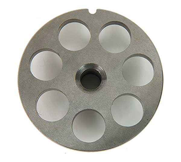 """Globe Chopper Plate 5/8"""" (16mm) For CC22 Meat Chopper (not Compatible With CM22) - CP16-22"""