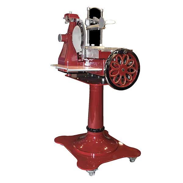 Globe Mobile Heavy-duty Artisan Pedestal for FS14 flywheel slicer With Locking Casters - FSSTAND