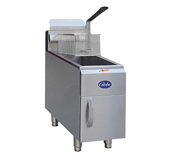 Globe Fryer Gas Natural - GF15G