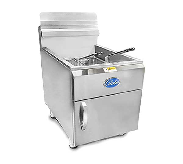 Globe Fryer Gas Liquid Propane - GF30PG