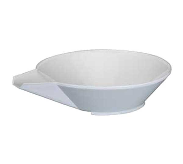 "Globe Scale Scoop 10"" Dia. X 2.5""D Polycarbonate - SCOOP"