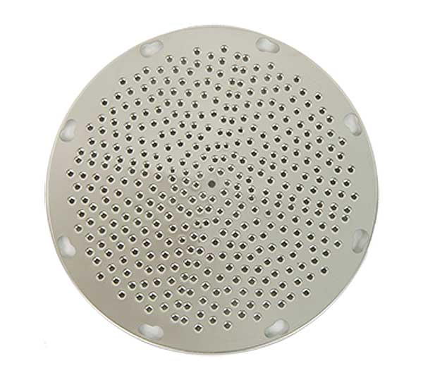 Globe Grater Plate Requires An XPH Plate Holder - XGP