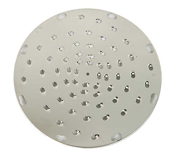"""Globe Shredder Plate 1/4"""" (6.3 Mm) Requires An XPH Plate Holder - XSP14"""