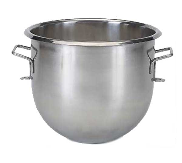 Globe Bowls Stainless Steel for Dough Mixers