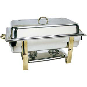 8 Quart Rectangular Full Size Chafer